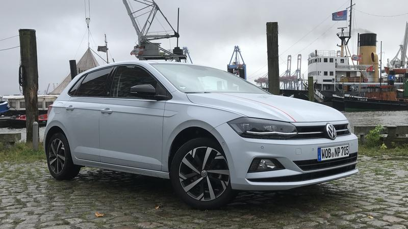 VW Polo szóstej generacji