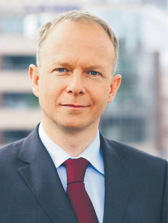 Artur Tomaszewski prezes DNB Banku Polska  fot. mat. prasowe