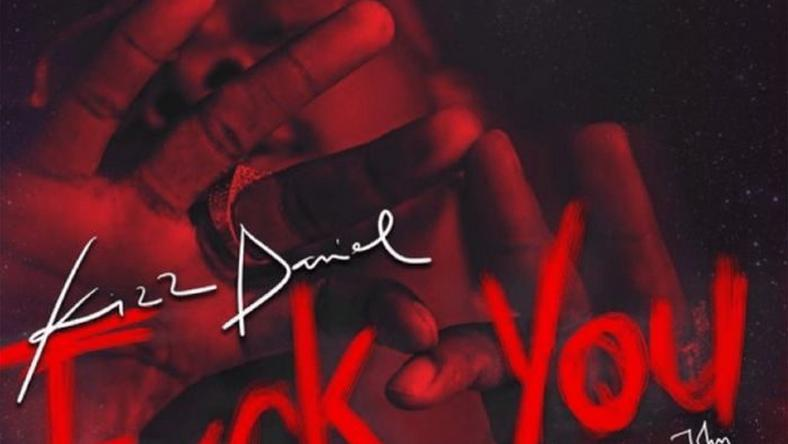 Kizz Daniel shares new single 'Fvck You' [Instagram/KizzDaniel]