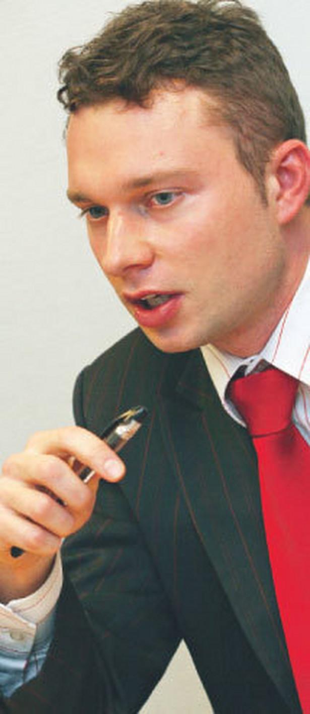 Paweł Jabłonowski, doradca podatkowy, szef Departamentu Podatkowego Chałas i Wspólnicy Kancelaria Prawna Fot. Marek Matusiak