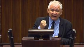 Onet24: Kaczyński do opozycji: jesteście kanaliami