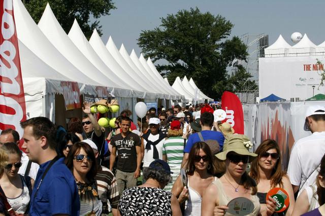 Zabava zagarantovana: Teniski kompleks na Dorćolu