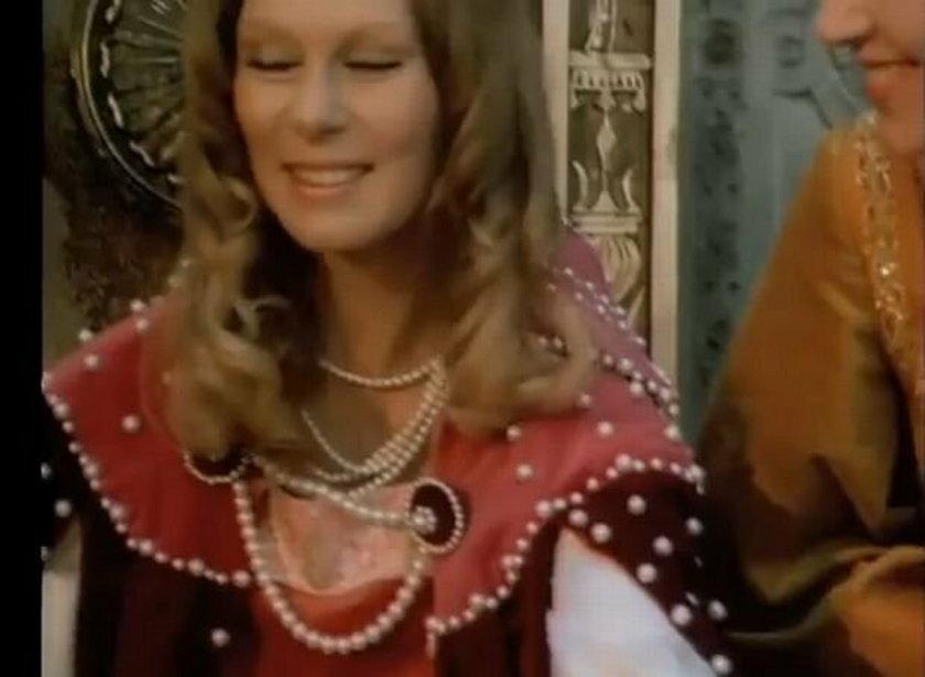 Alicja Jachiewicz w filmie