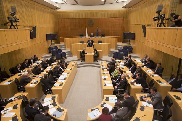 Cypryjski Parlament