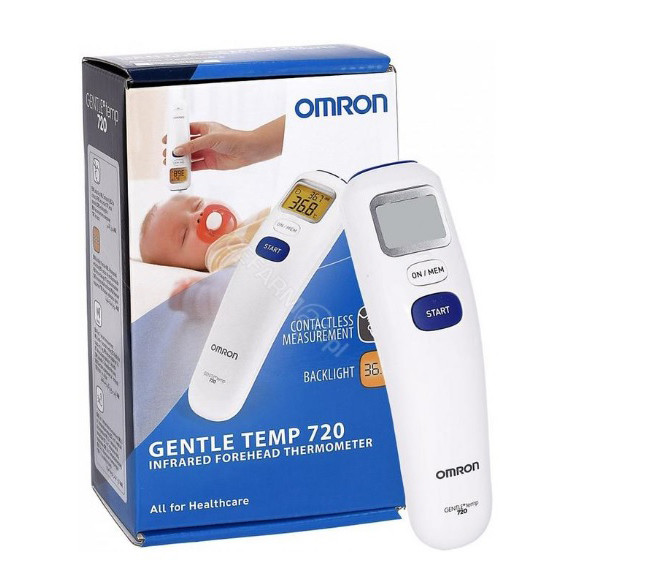 Omron Gentle Temp 720 - 9