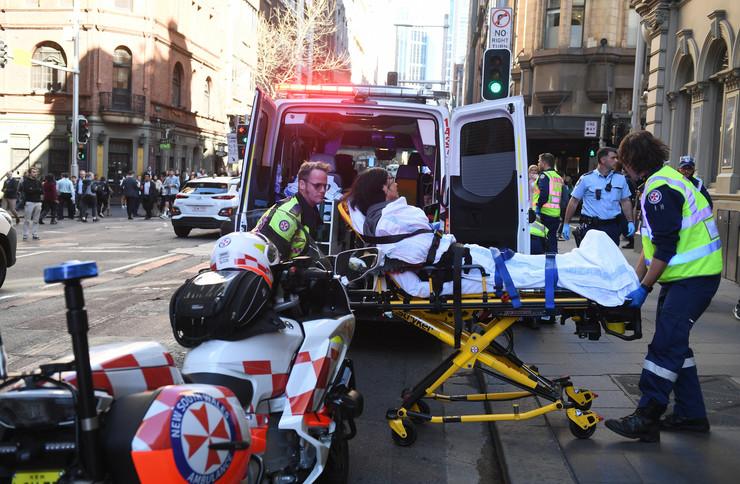 Australija, napad, Sidnej