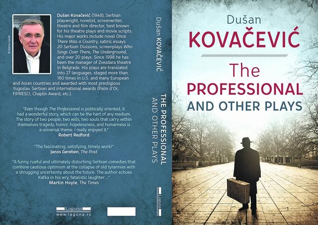 Uskoro izlazi  knjiga njegovih drama u prevodu na engleski