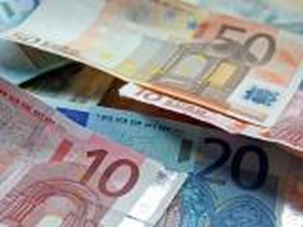 Banknoty waluty Euro
