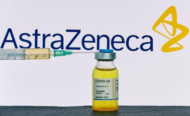 Szczepionka przeciw COVID-19 AstraZeneca może być transportowana i przechowywana w temperaturze 2-8 stopni Celsjusza