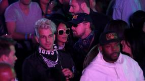 Rihanna i Leonardo DiCaprio razem na Coachelli