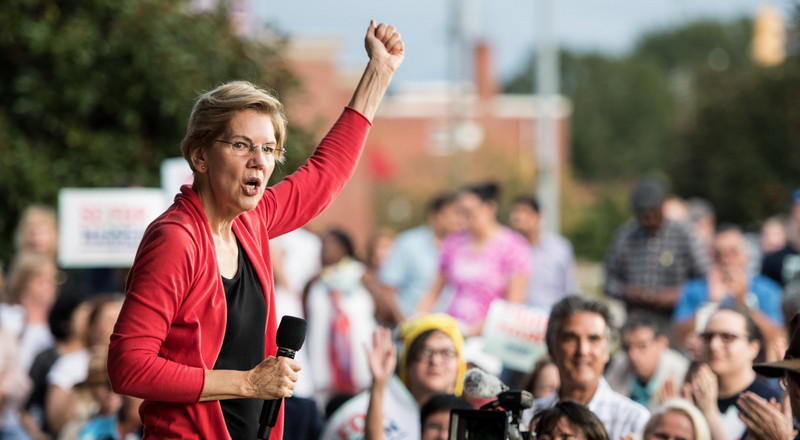 Elizabeth Warren has a colossal $30 trillion progressive agenda. Here's a breakdown of how she plans to pay for it.