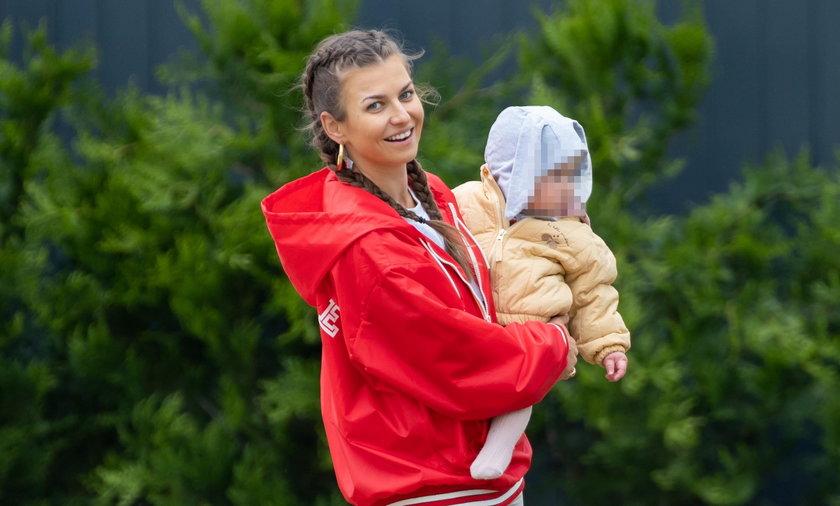 """Anna Lewandowska zrezygnowała z jednej rzeczy w ciąży. """"Dopiero teraz poczułam się gotowa"""""""
