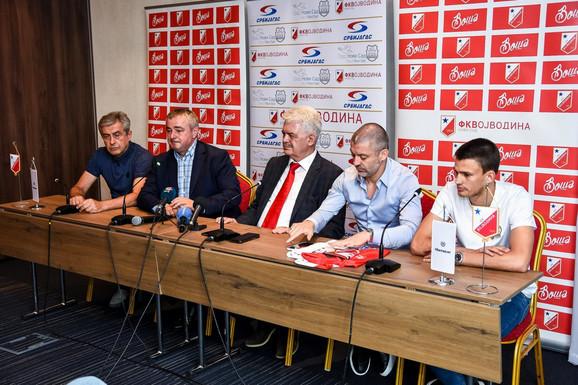 Rukovodstvo FK Vojvodina