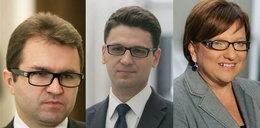 Posłowie PiS lubią okulary w mocnych oprawkach, bo...