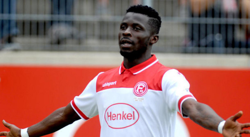 Ghana winger Nana Ampomah tests positive for COVID-19