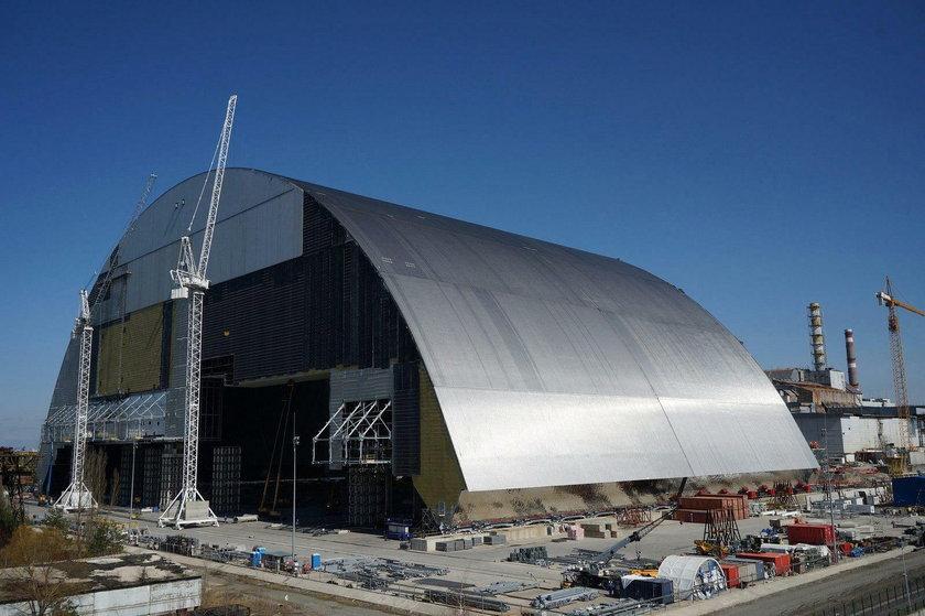 Polska buduje sarkofag w Czernobylu