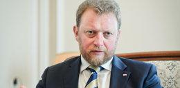 Minister Szumowski o otwarciu restauracji czy fryzjera