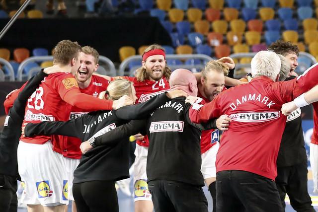 Rukometna reprezentacija Danske