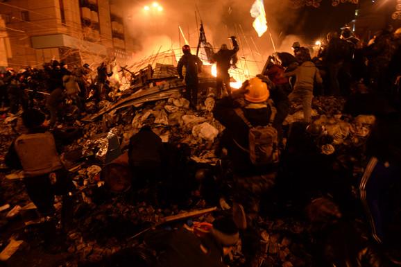 Ustanak u Ukrajini 2014. godine
