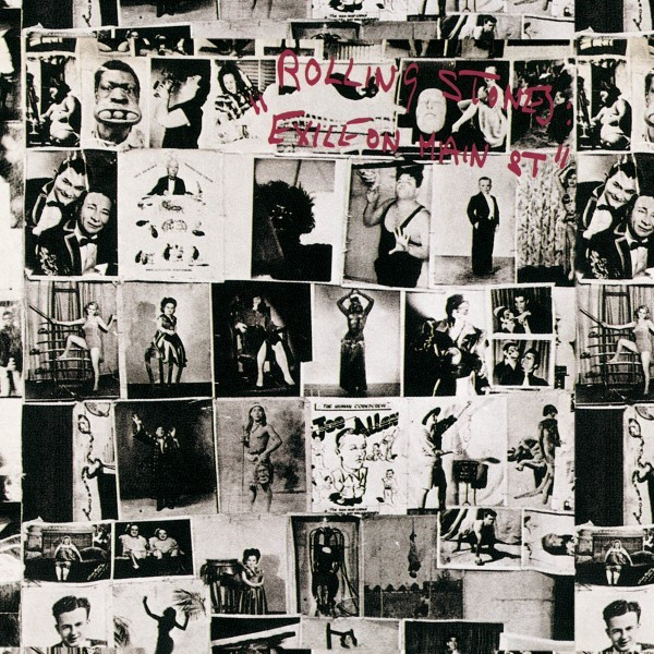 "7. The Rolling Stones - ""Exile on Main Street"""