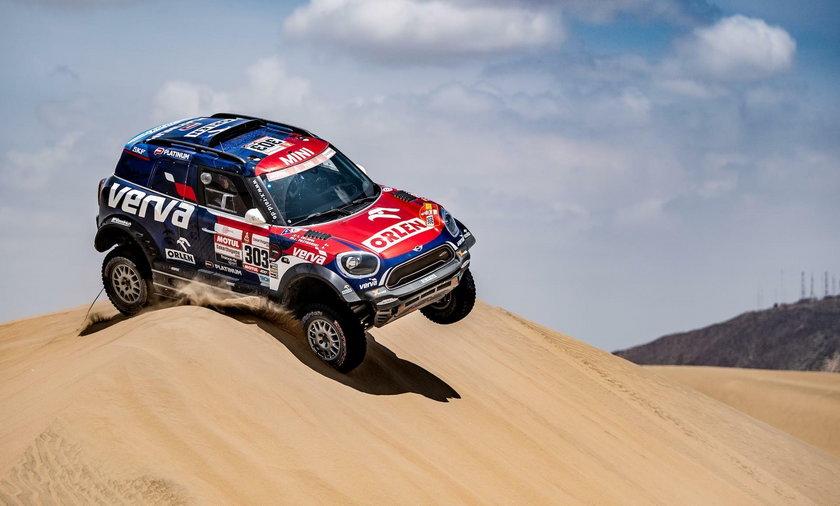 Jakub Przygoński, Rajd Dakar 2019