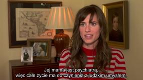 """Uciekaj!"": Allison Williams o filmie"