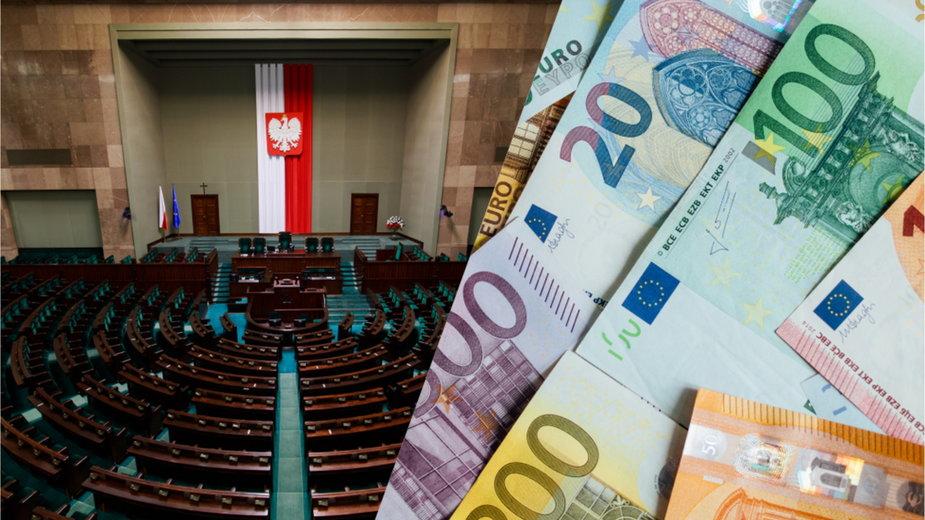 Fundusz Odbudowy. W Sejmie ratyfikacja decyzji o zasobach własnych UE