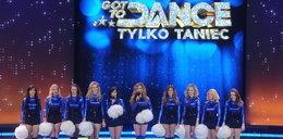 """Cheerleaderki w 3. edycji """"Tylko Taniec. Got to dance"""""""