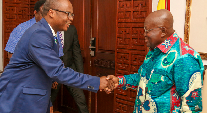 Ghana's President, Akuffo- Addo directs the central bank to review the country's interest rate downwards