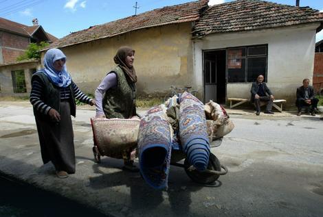 U selu nije poželjno da pričate srpski