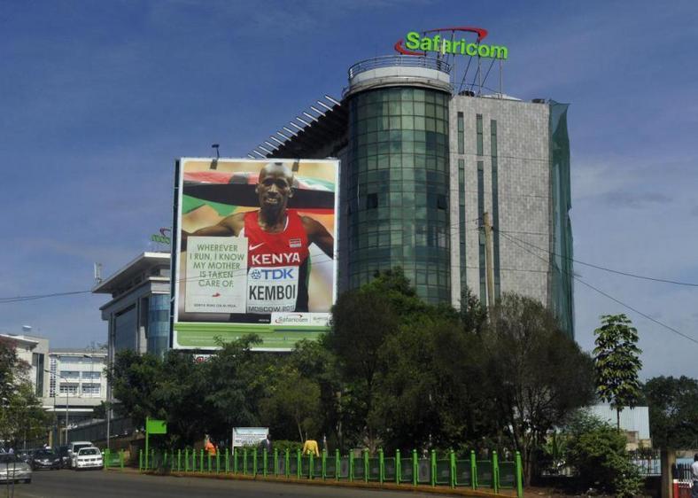 Safaricom Kenya's most profitable company
