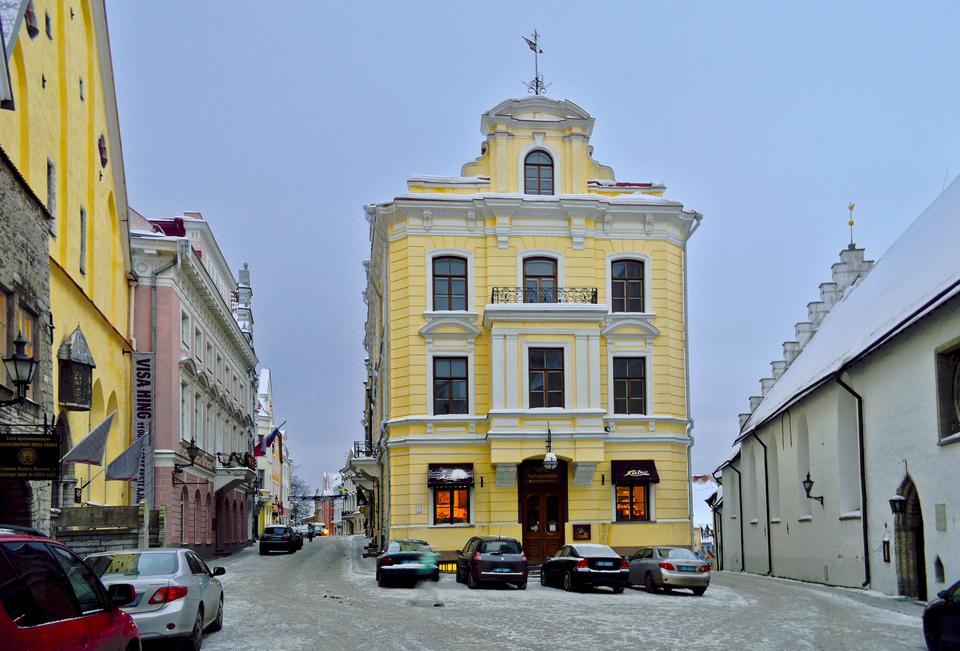 11. Kalamaja, Talin, Estonia
