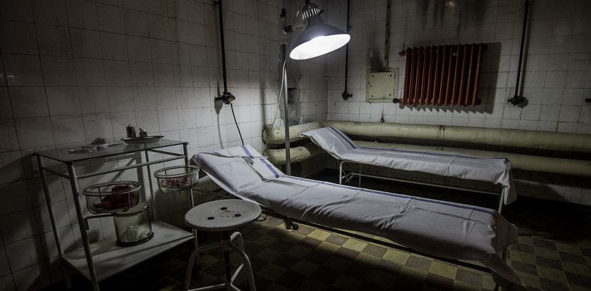 Zobacz, jak wygląda podziemny szpital w Nowej Hucie