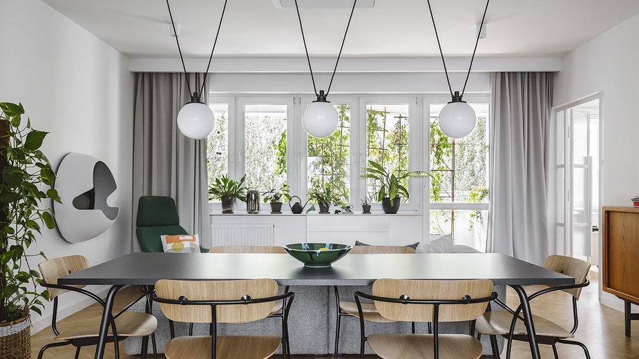 Mieszkanie projektu Karoliny Kulis