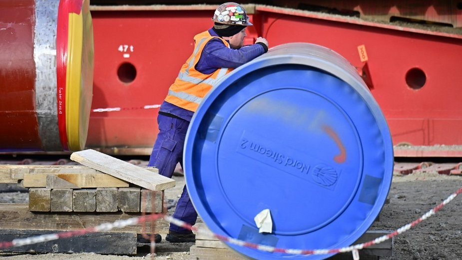 poszerzone sankcje USA zatrzymają Nord Stream 2