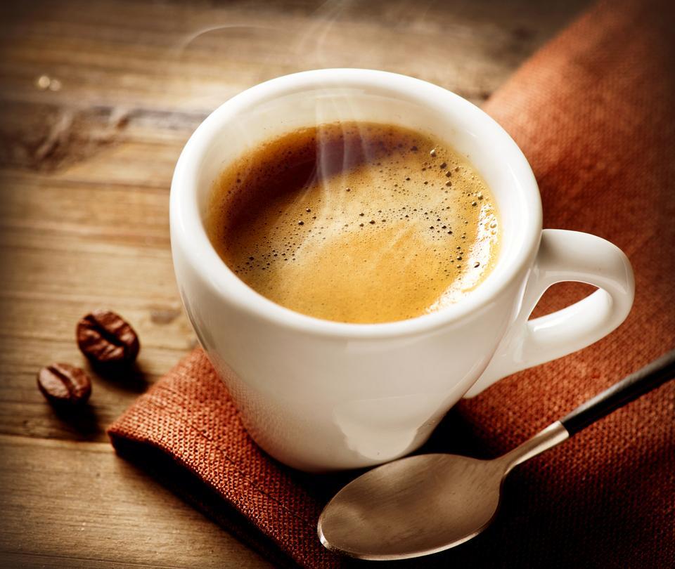 Produkty, które wywołują zgagę: kawa