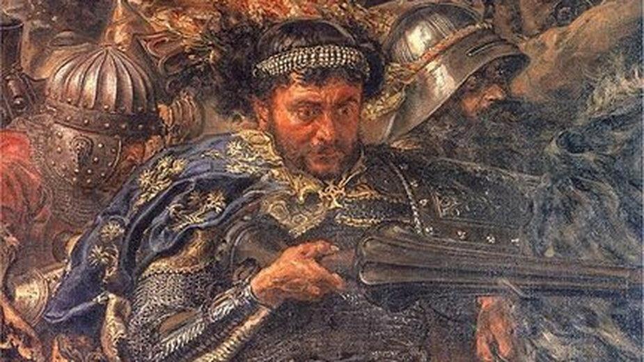 Zawisza Czarny z Garbowa to jeden z najsławniejszych rycerzy - domena publiczna