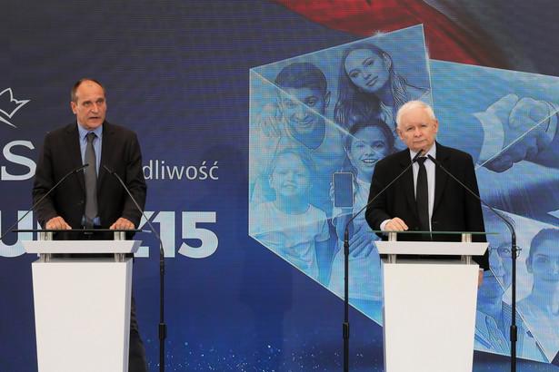 Kaczyński i Kukiz