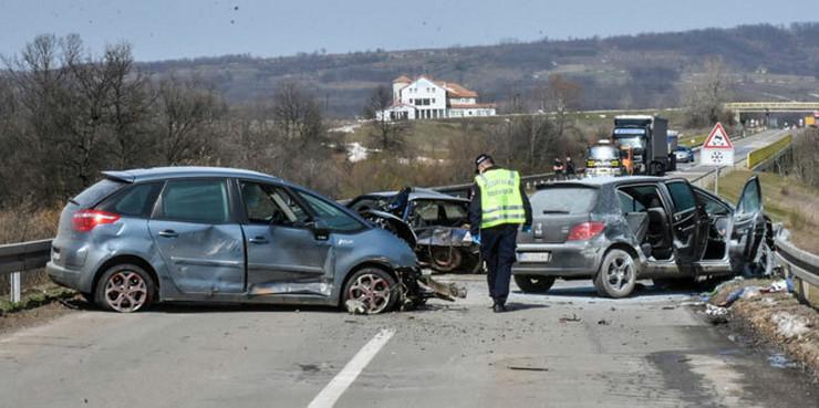Zaječar, saobraćajna nesreća