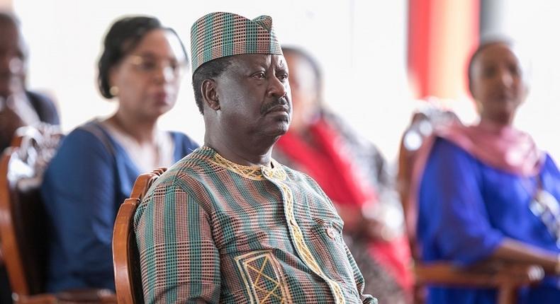 Raila Odinga locks horns with US with new statement defending embattled AFDB CEO Akinwumi Adesina
