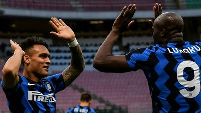 Lukaku pulls Inter 11 clear, Dybala scores in victorious Juve return