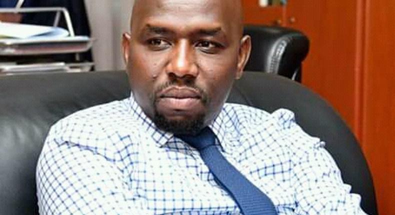Elgeyo Marakwet Senator Kipchumba Murkomen