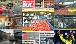 """EuroBlic"" za 20.1. BRUKA Rusima podvalili jabuke iz Poljske"