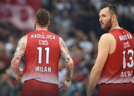Miroslav Raduljica i Milan Mačvan