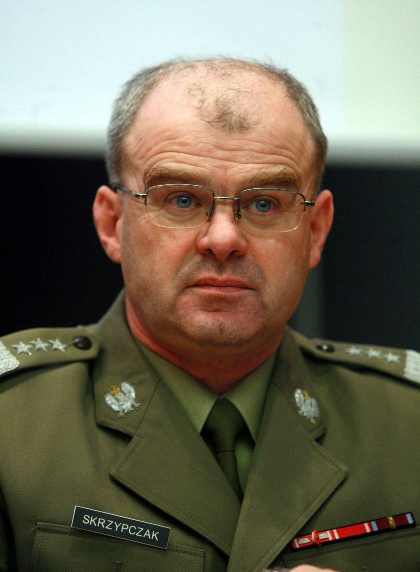 Generał wierzył, że prezydent stanie na wysokości zadania...
