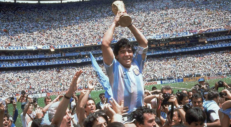 Quiz: You can only score 10/10 if  you idolized Diego Maradona