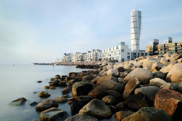 Zachodni Port, Malmö
