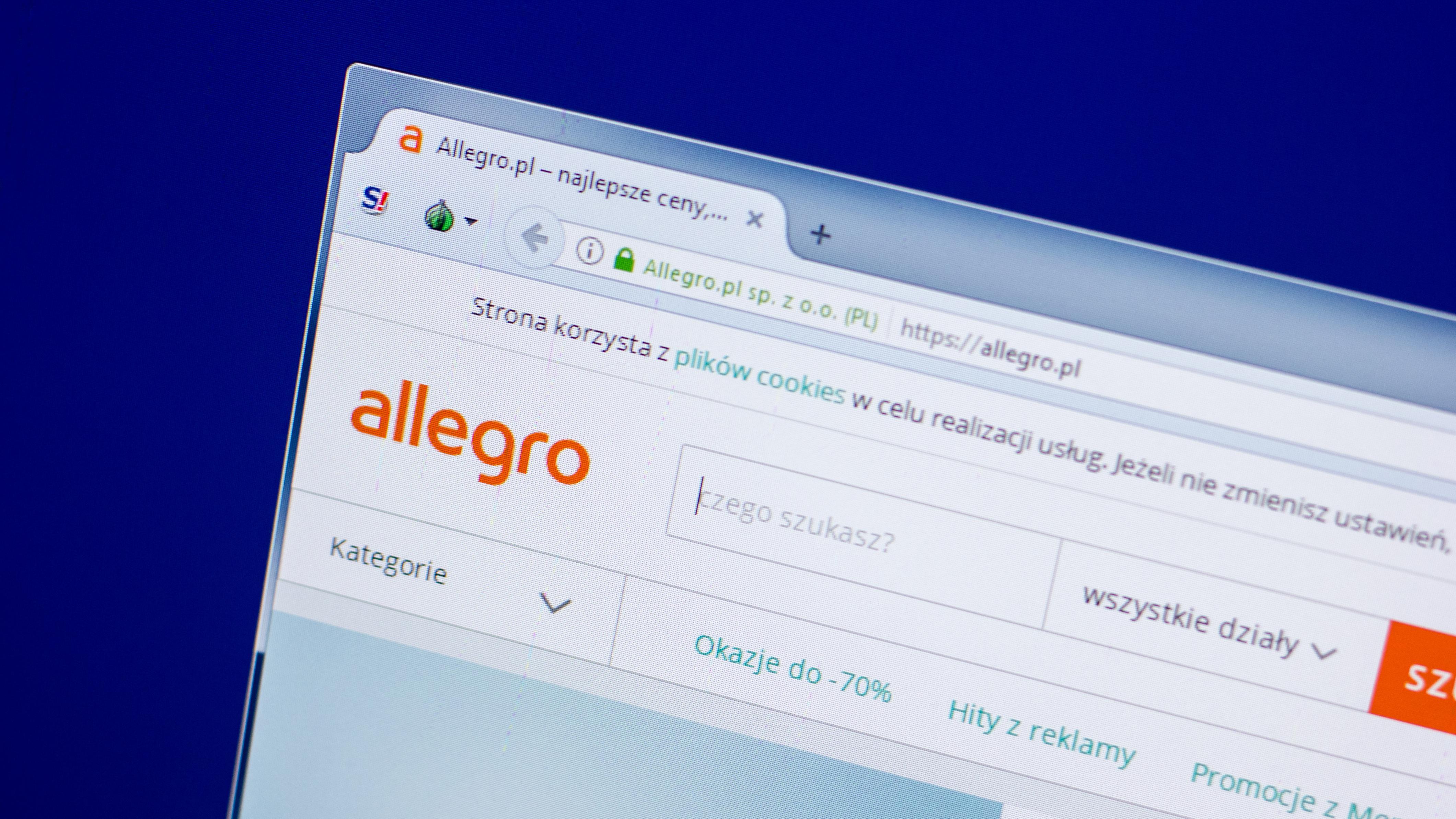 Allegro Blokuje Oferty Zerujace Na Panice Wokol Koronawirusa Wystarczy Ze Slowo Pojawi Sie W Tytule