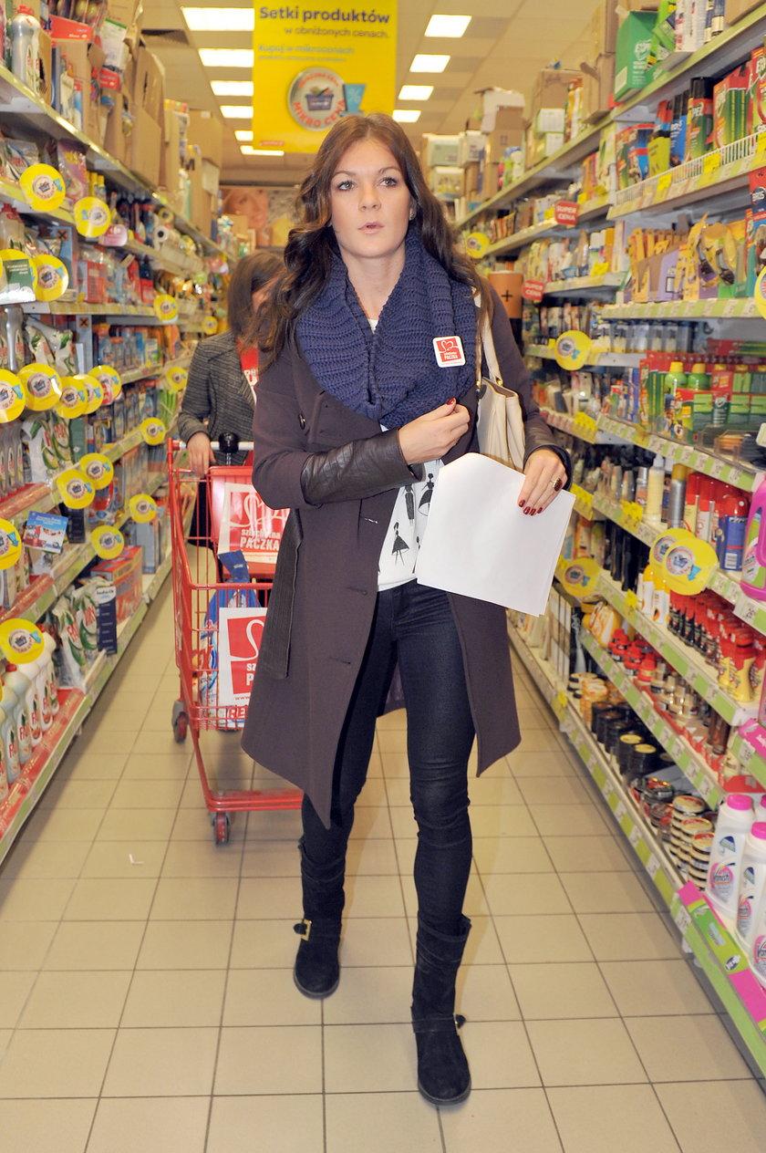 Agnieszka Radwańska uwielbia zakupy