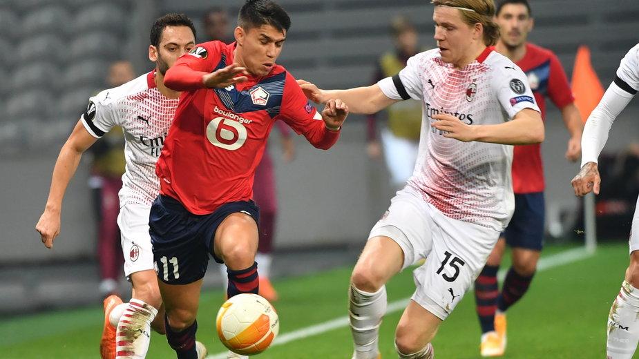 OSC Lille - AC Milan